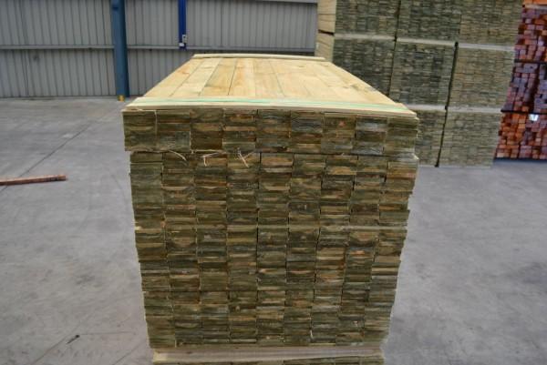 Treated Pine Paling 100x12x1800