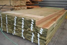 Treated Pine Plinth - 150x25x5400