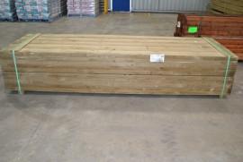 Treated Pine Sleepers - 200x50x5400